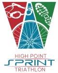 High Point Triathlon 2015 registration logo