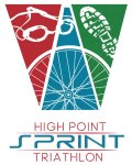 High Point Triathlon 2015 registration logo