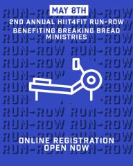 Run-Row Marathon registration logo