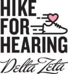 Hike for Hearing registration logo