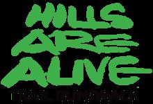 Hills Are Alive Trail Run/Walk registration logo