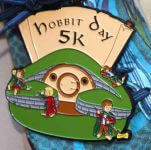 Hobbit Day 5K registration logo