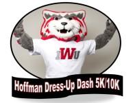 Hoffman Dress-Up Dash registration logo