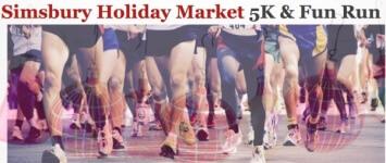 Holiday 5K  registration logo
