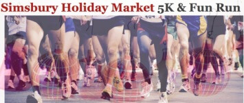 Holiday 5K  registration logo