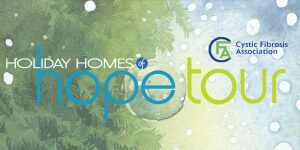 Holiday Homes of Hope Night of Hope registration logo