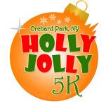 Holly Jolly 5K registration logo