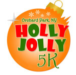 Holly Jolly 5K registration logo