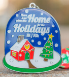 Home for the Holidays 5K & 10K - Clearance from 2017 registration logo