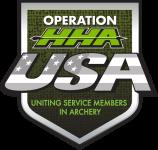 Honor Flight Archery Shoot - August 17th registration logo