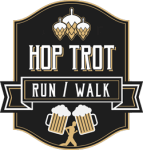 Hop Trot 5K at Little Port Brewery registration logo