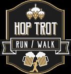 Hop Trot 5K at Little Port Brewery registration logo