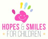 Hopes and Smile 5K RUN registration logo