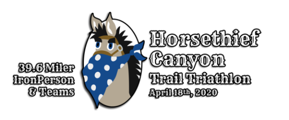 Horsethief Canyon Trail Triathlon registration logo