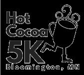 Hot Cocoa 5K registration logo