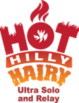 Hot Hilly Hairy Ultra Relay  registration logo