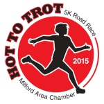 Hot to Trot 5K registration logo