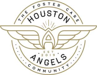 Houston Angels Race for Wings registration logo