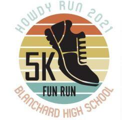 HOWDY TRAIL RUN registration logo
