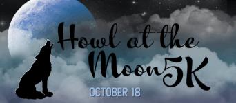 Howl at the Moon 5K - La Vergne registration logo