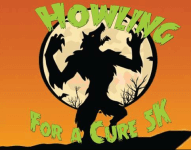 Howling for a Cure 5K registration logo
