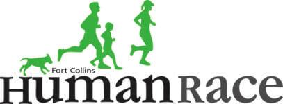 Human Race - Virtual Run registration logo