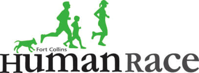 Human Race - Virtual Run registration logo