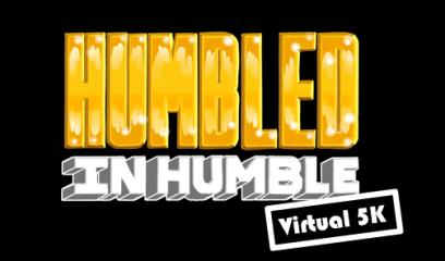 Humbled in Humble Virtual 5K registration logo