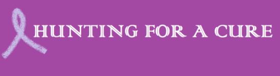 Hunting for a Cure 5K registration logo