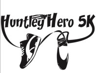 Huntley Hero 5K Run/Walk registration logo