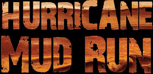 Hurricane Mud Run registration logo