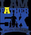 I Am a Father 5K - Birmingham registration logo