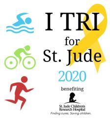 I TRI for St Jude registration logo