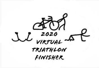 I Tri'D Virtual Triathlon registration logo
