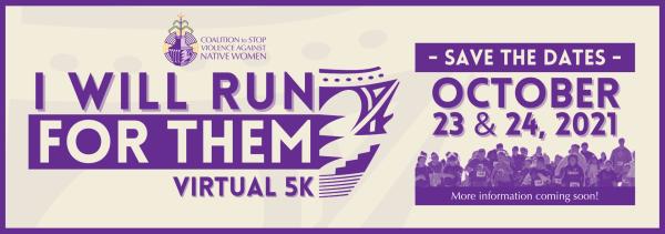 I Will Run For Them registration logo