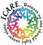 ICARE inflatable 5K registration logo