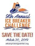 Ice Breaker Challenge 5K registration logo