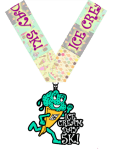 Ice Cream Day 5K  registration logo