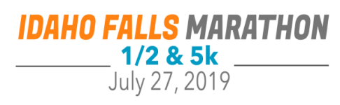 Idaho Falls Marathon registration logo