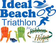 Ideal Beach Triathlon registration logo