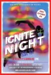 Ignite the Night registration logo