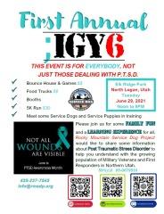 IGY6 registration logo