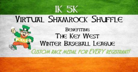 IK 5K Shamrock Shuffle registration logo