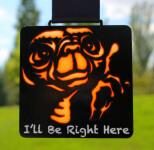 I'll Be Right Here 5K, 10K, 13.1 registration logo