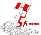 ILPAMS 5K for PERU RUN/WALK registration logo
