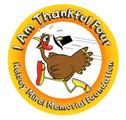 I'm Thankful Four registration logo