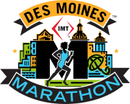 IMT Des Moines Marathon, Half Marathon & 5K registration logo