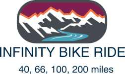 Infinity Bike Ride registration logo