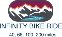 Infinity Bike Ride registration logo