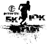 INTER FC Annual 5k & 10k Race registration logo